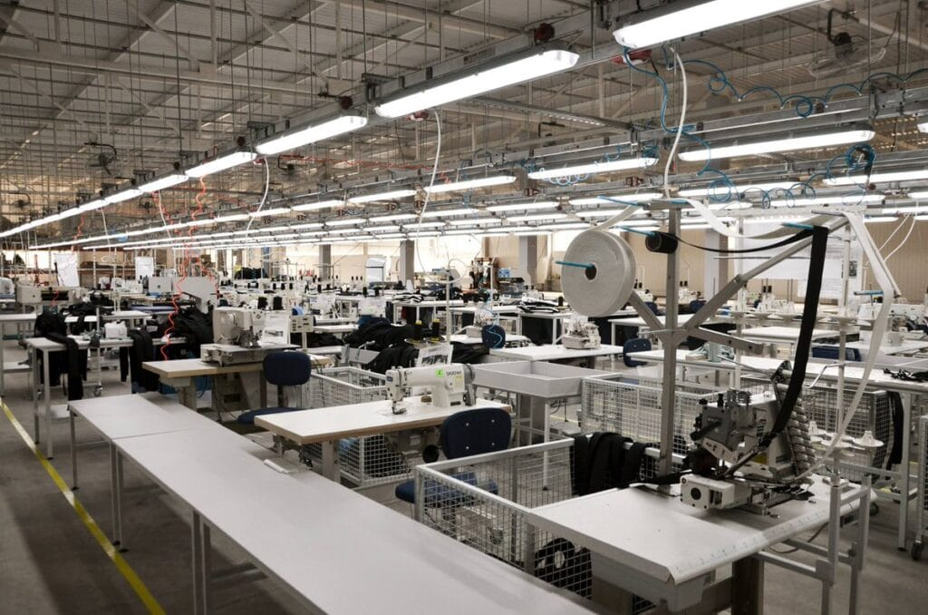 How we managed to increase a garment factory's income 73-fold